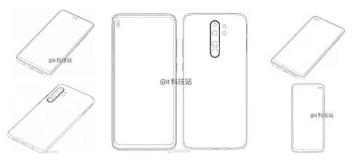 Xiaomi готовит смартфон с двойной вертикальной фронталкой?