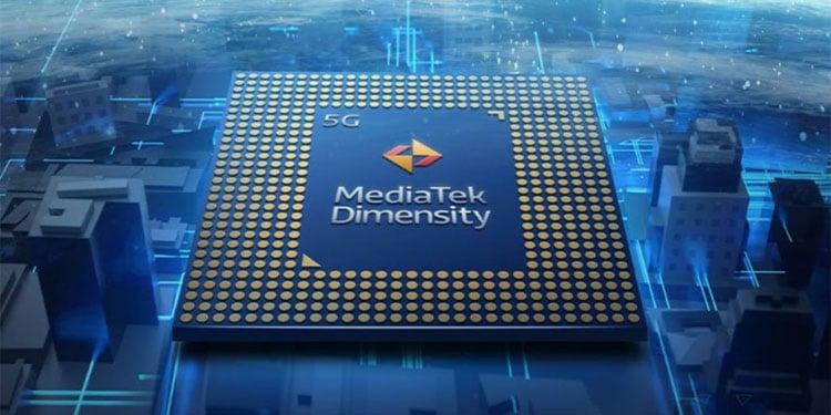 Чип MediaTek Dimensity 820 оказался мощнее Snapdragon 765G