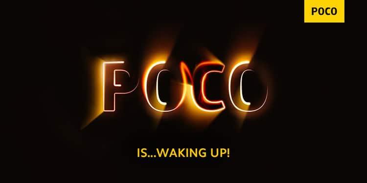 Первые подробности о смартфоне Poco F2