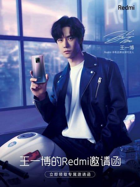 Смартфон Redmi 10X показали на официальных изображениях