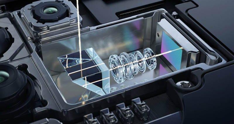 Камера смартфона Xiaomi CAS предложит 12x оптический зум