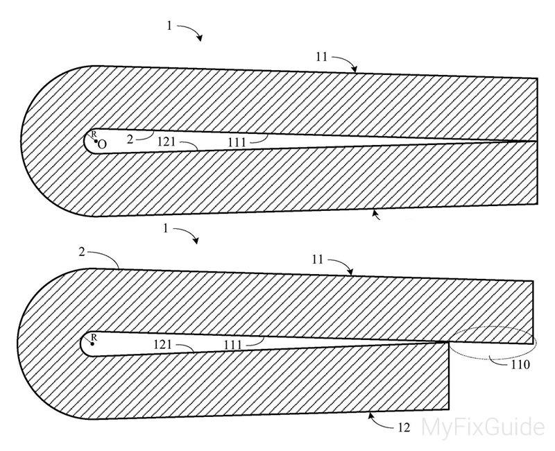 Xiaomi получила патент на двухсторонний складной смартфон