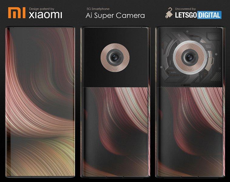 """Смартфон Xiaomi с """"крутой"""" камерой показали на рендерах"""