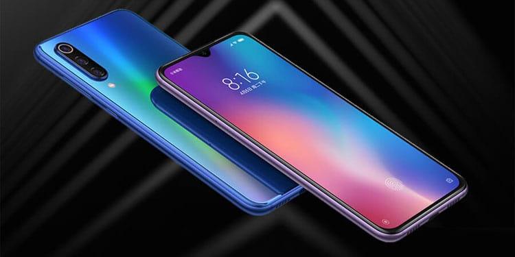 Xiaomi Mi 9 SE в Европе получают обновление... Но не MIUI 12