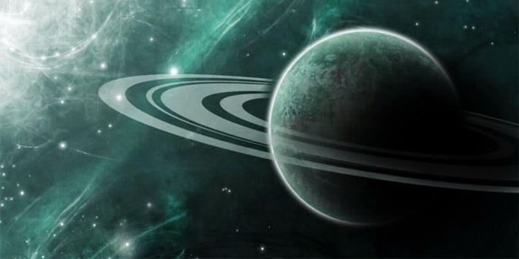 Супер обои в оболочке MIUI 12 пополнились Сатурном