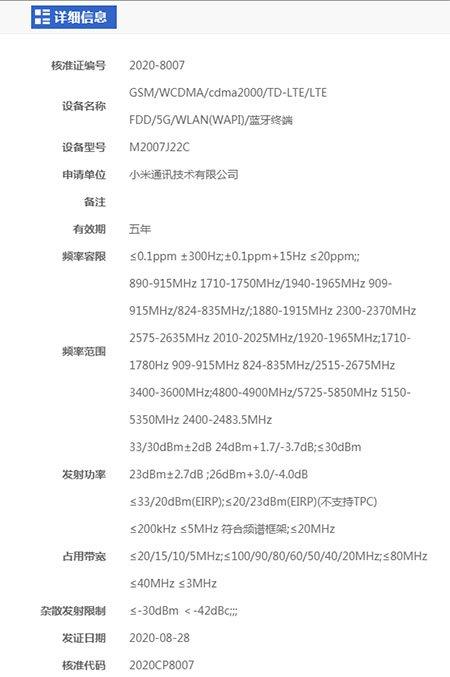 Смартфон Redmi Note 10 прошел сертификацию в агентстве 3С