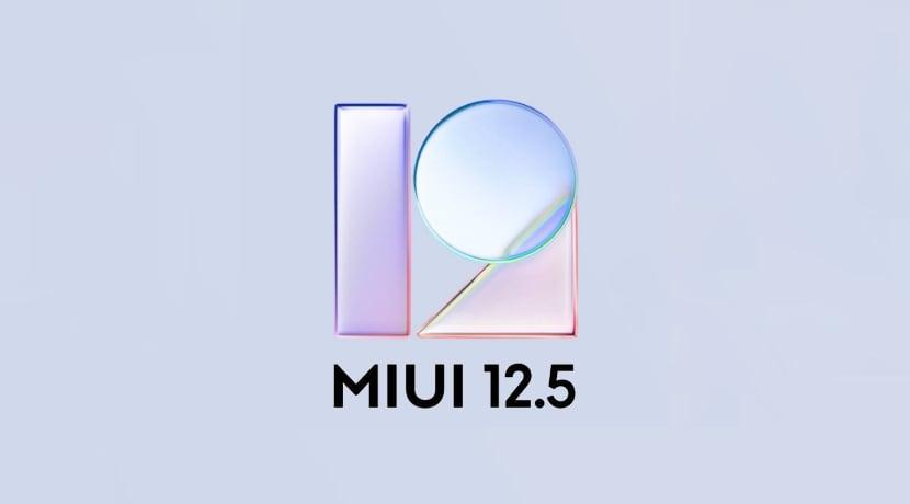 MIUI 12.5 логотип