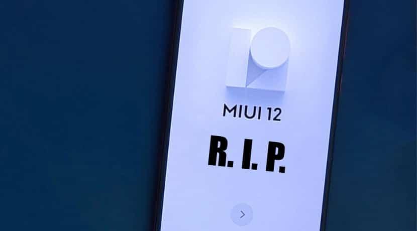 обновление до MIUI 12