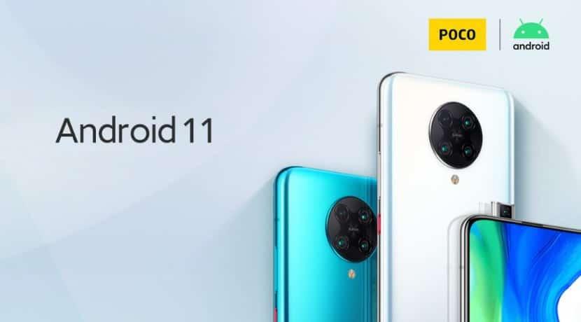 обновления Poco до Android 11