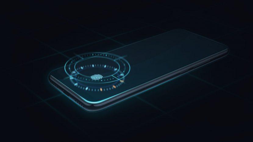 Дактилоскопический сканер Xiaomi A3