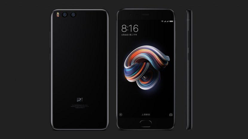 Xiaomi Mi Note 3 чёрный