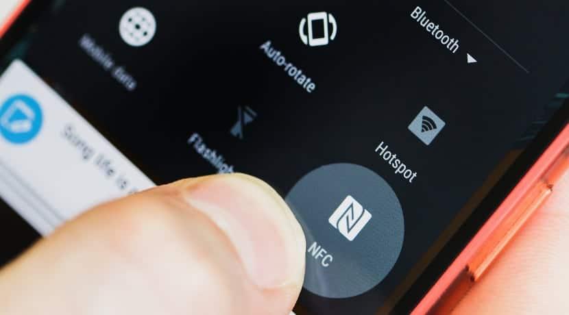 кнопка оплаты NFC