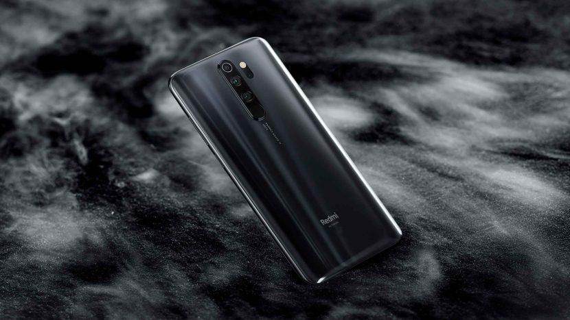 серый Redmi Note 8 Pro