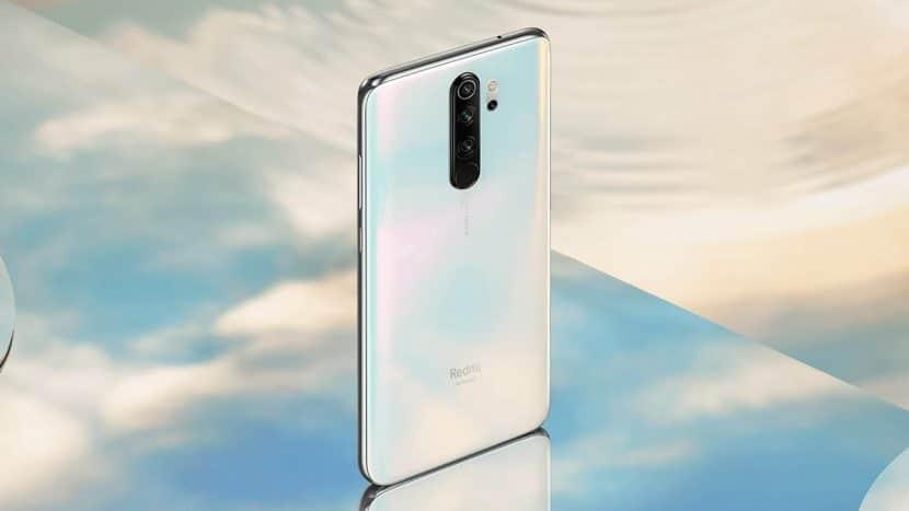 белый Redmi Note 8 Pro