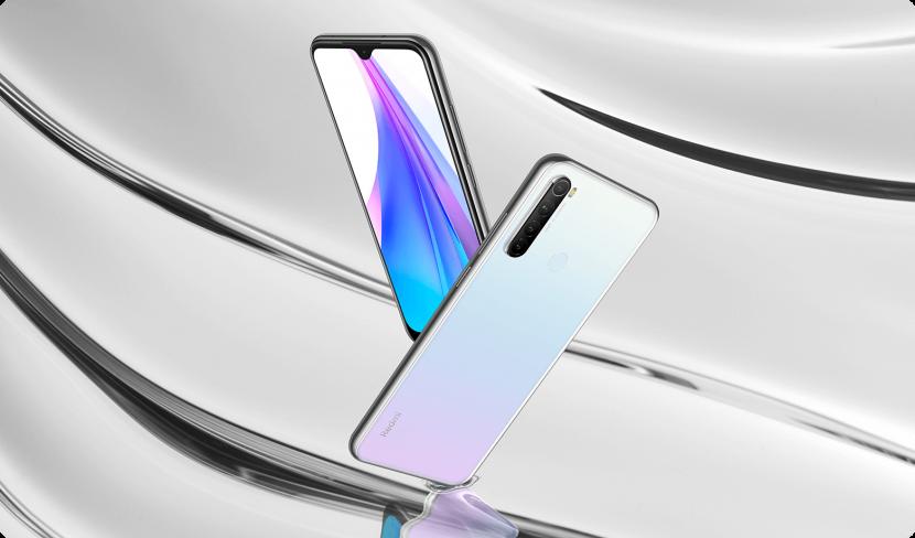 Xiaomi Redmi Note 8T белый