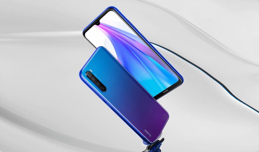 Xiaomi Redmi Note 8T синий