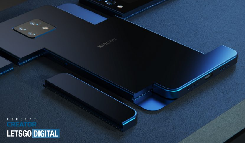 модульный смартфон Xiaomi