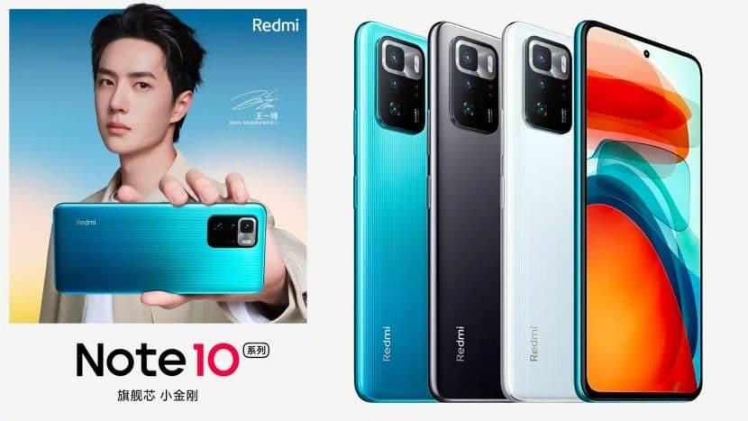 Redmi Note 10 Pro с процессором Dimensity 1100