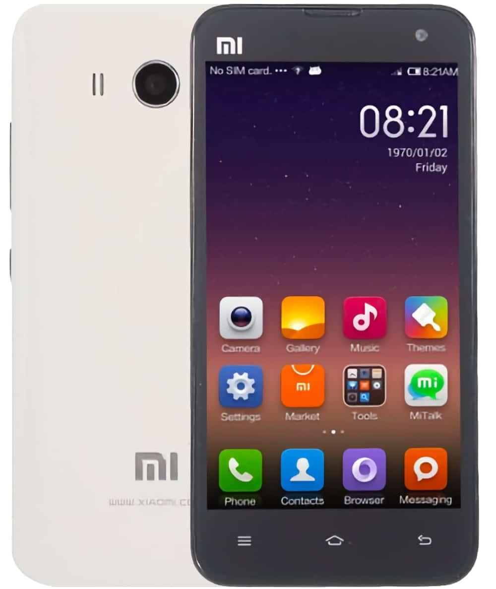 Xiaomi Mi 2s