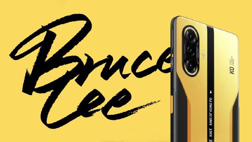 Redmi K40 Bruce Lee Edition