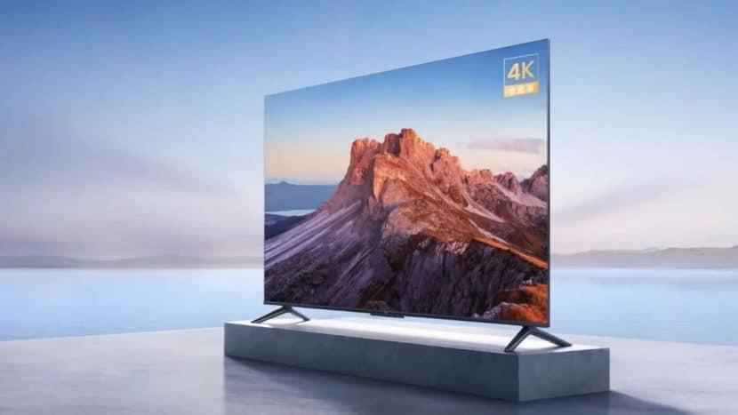 4K-телевизор Xiaomi Mi TV ES 2022