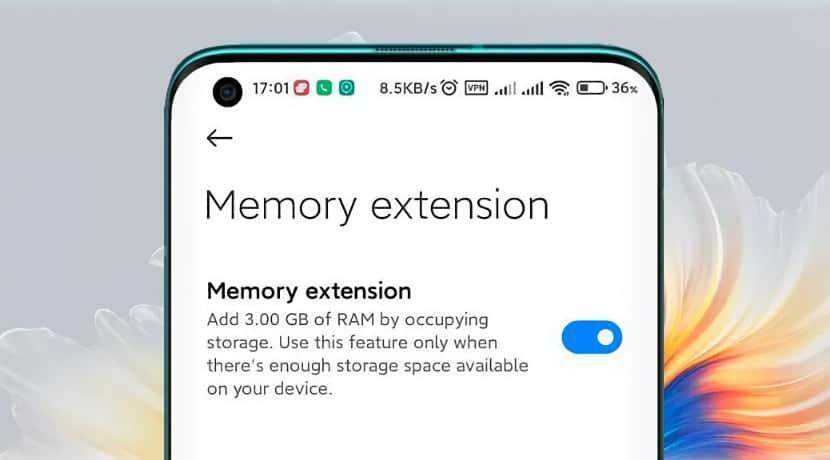 расширение памяти Xiaomi