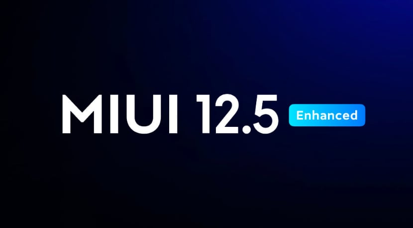 Изображение логотипа MIUI 12.5 Enhanced Edition